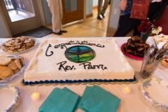 Rev. Pam's cake