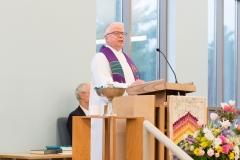 Rev. Wayne Arnason